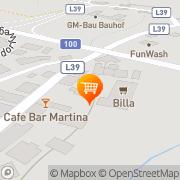 Karte Billa Feistritz an der Drau, Österreich