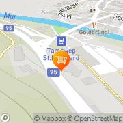 Karte Lungauer Molkereimarkt - Toni Griessner Tamsweg, Österreich