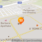 Karte INTERSPAR Markt Leonding, Österreich