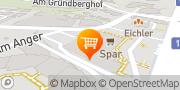 Karte SPAR - geschlossen Linz, Österreich