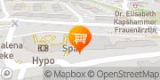 Karte SPAR Linz, Österreich