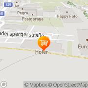 Karte HOFER Freistadt, Österreich
