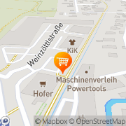 Karte Hofer Graz, Österreich