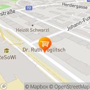 Karte Nah & Frisch Weissgerber Graz, Österreich