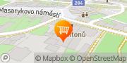 Map Ladislav Knap - ANTON Nová Paka, Czech Republic