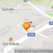 Karte PENNY Markt Langenlois, Österreich