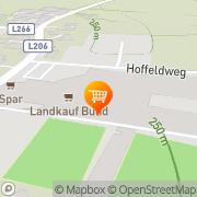 Karte Spar-Markt Landkauf Bund Straden, Österreich