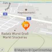 Karte Magnet / E center Stockerau, Österreich