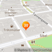 Karte Hofer Wien, Österreich