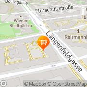 Karte Fuchsenfeld Greißler Wien, Österreich