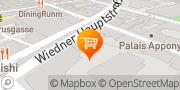 Karte Bio Market Wien, Österreich