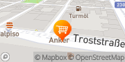 Karte EUROSPAR Wien, Österreich