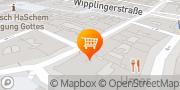 Karte Eissalon Tuchlauben Wien, Österreich