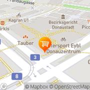 Karte Asia Shop Hanil Wien, Österreich