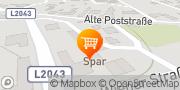 Karte SPAR Wolfgang Pfingstner Warenhandels e.U. Maria Ellend, Österreich