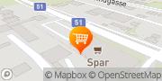 Karte SPAR Zsabetich GmbH Gols, Österreich
