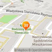 Mapa Delicje Namysłów, Polska