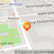 Karta Risotto Catering Consult & Import Stockholm, Sverige