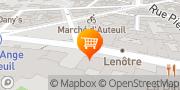 Carte de Nicolas Auteuil Paris, France