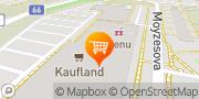 Map Kaufland Poprad - Moyzesova Poprad, Slovakia