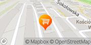 """Mapa """"Tewa"""" Sp. z o.o. Warszawa, Polska"""