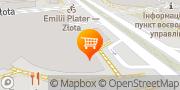 Map La Fragola  Warsaw, Poland
