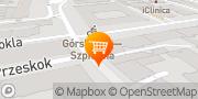 Map my'o'my Warsaw, Poland