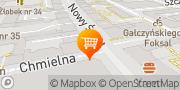 Map Skok na Sok Warsaw, Poland