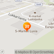 Kartta Sale Luvia Luvia, Suomi