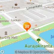 Kartta Willumsen Einar Ab Turku, Suomi