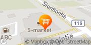 Kartta S-Market Siuntio Sjundeå Siuntio, Suomi