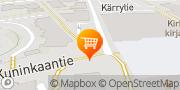 Kartta S-market Kirkkonummi Kyrkslätt Kirkkonummi, Suomi