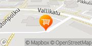 Kartta Bakeresta Oy Suurkeittiö- ja leipomolaitteet Espoo, Suomi