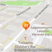 Kartta Saveurs Club Oy Ltd Helsinki, Suomi