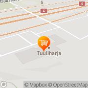 Kartta K-market Neste Tuuliharja Orimattila Orimattila, Suomi