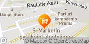 Kartta S-market Kausala Kausala, Suomi