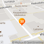 Kartta S-market Pieksämäki Pieksämäki, Suomi