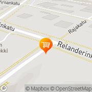 Kartta K-citymarket Varkaus Varkaus, Suomi