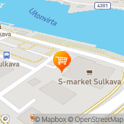 Kartta S-market Sulkava Sulkava, Suomi
