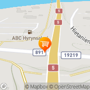Kartta Alko Hyrynsalmi Hyrynsalmi, Suomi