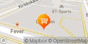 Kartta S-Market Kauppakatu Joensuu, Suomi