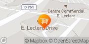 Carte de E.Leclerc Drive Dizy, France