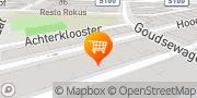 Kaart Man van Drank Rotterdam Rotterdam, Nederland