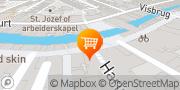 Kaart Neushoorn Taria De Dordrecht, Nederland