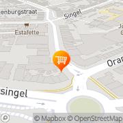 Kaart Snacky Dordrecht Dordrecht, Nederland