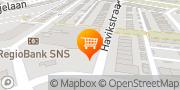 Kaart PLUS Doesburg Dordrecht, Nederland