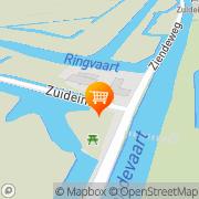 Kaart Bunnik F M G Zuideinde, Nederland
