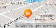 Map Crepes & Waffles Amsterdam, Netherlands