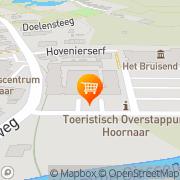 Kaart EMTÉ Hoornaar (GESLOTEN) Hoornaar, Nederland