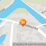 Kaart Molenzicht Cafetaria Arkel, Nederland